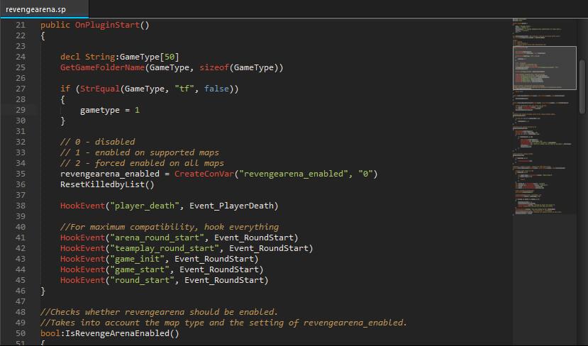 SourcePawn — Создание NoBlock на скриптовом языке
