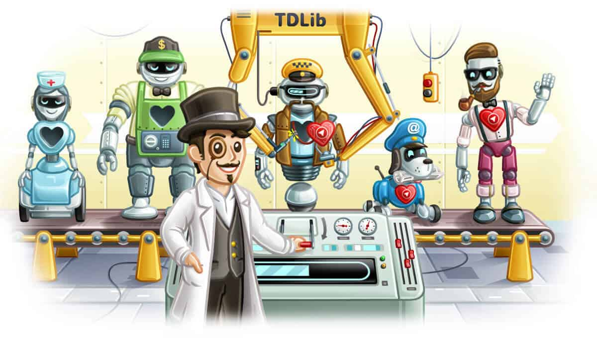 Компиляция Telegram TDLib — Could NOT find OpenSSL