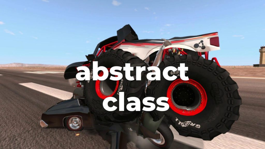 что такое php абстрактный класс abstract class